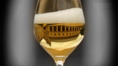 The Expanding Universe - Dom Pérignon champagne
